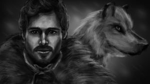 True King of the North by PrimalClone