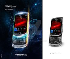 Blackberry Torch by 5835178