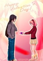 First Valentine's Day by The-Phisch