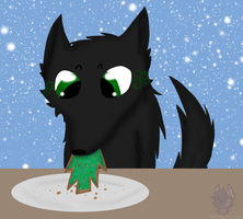 :SS: Christmas Cookies by GlassFeline