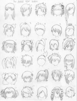 Miraculous Deviantart More Like 50 Anime Male Hairstyles Ii By Orangenuke Hairstyle Inspiration Daily Dogsangcom
