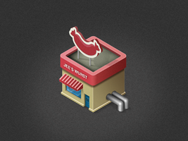 wurst store icon by davidwehmeyer
