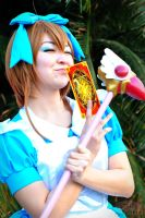 Sakura Card Captors by cosplayculture
