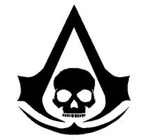 Assassin's Creed IV Black Flag Logo by CosTitan-Productions
