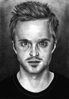 Jesse Pinkman by MR-92