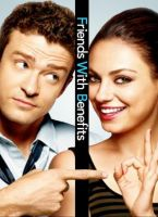 Friends With Benefits Movie Poster by CabalSeven