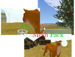 Roc's Winter Mesh Pack by Rocandrol