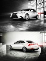 Lexus IS Design Contest by 23MC-Studio