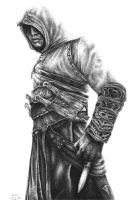 Assassins Creed :: Altair by N0rks