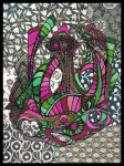 Swirly Artists' Secret Garden Contest Entry by crazyruthie