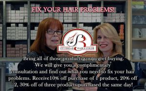 Fix Your Hair Problems by Studiobhaircolor