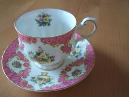 Tea cup 15 by obliteratedstock