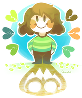 Chara by pombity