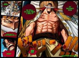 Whitebeard arrives by Gandaresh