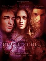 New Moon - poster by Nicollett