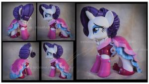 Trade: Rarity's Haute Couture Ensemble Custom by Nazegoreng