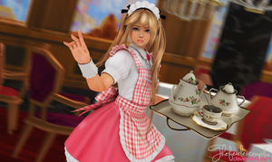 Marie Rose - Servant Lolita #3 by YumieDolly