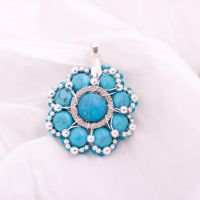 Blue pendant1 by alena-light