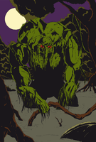 Man Thing by Wraphi