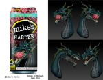 Mike's Harder: Dragon Rage by railrunnermiranda