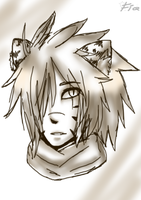 NEW OC BROH: May R. Bank by Kalu-Chan11