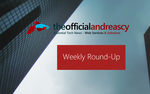 Weekly Round-Up by andreascy