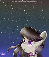 Octavia in the night by IruNekagi