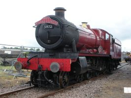 The Wizard Express at Railfest 2012 by rlkitterman