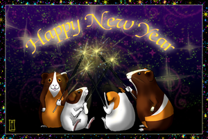 Happy New Year 2012 by Siobhan68