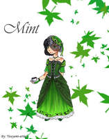 Tea Series 3 - Mint by yuuyami-artist