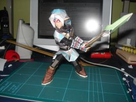 Fierce Deity Link by DeityKnight-Omega