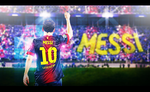 Leo Messi by Unveil-Design