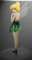 Tinkerbell by souerlemon