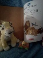Lion King things I found yesterday by Heatherannpt