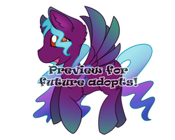 MLP: New Adopt Preview by Mychelle