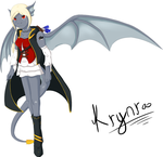 Krynra ref by Starcatcher10