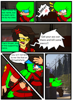 The Merc's Odyssey Pg 1 by scifiEnchantress