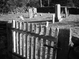 Old Graveyard by MickEMac