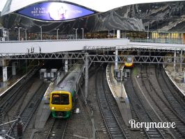 London Midland 323214 at Birmingham New Street by The-Transport-Guild