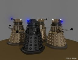 The Cult of Skaro by EggplantWizard