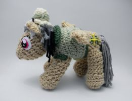 Edited Daring Do FOR SALE by gwilly-crochet