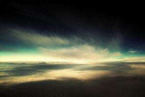 up in the sky. by supermsive