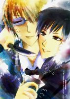 Shizaya by Dark-Dee