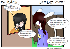 #2- Hygiene - Best Day Forever by J-M-X-P