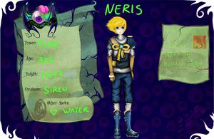 HM: Neris by DoodlingDude