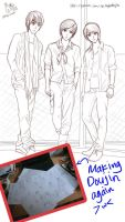 NYC doujin is continued X'D by Zaida-Airtif