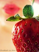 Short story about strawberries by naked-in-the-rain