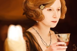 Lady Edith by astarayel