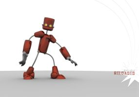 RetroBot Reloaded by TheMeEC