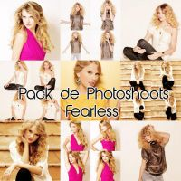 Pack Photoshoots Fearless :3 by VaneSwift13